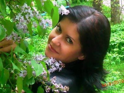 Виктория Кульша. Фото предоставлено дочерью